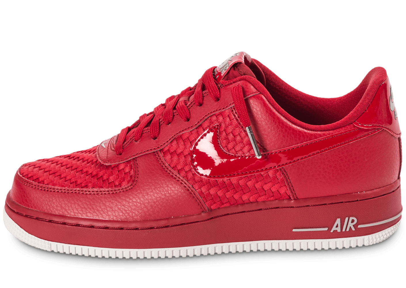 Site officiel en France chaussure air force one rouge